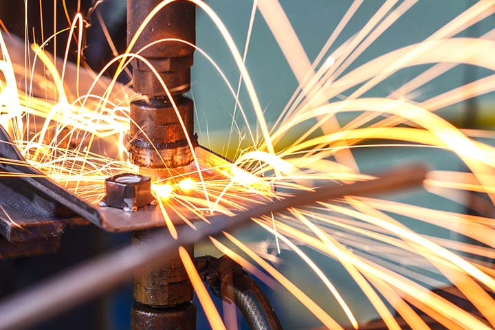 machine shop services and welding