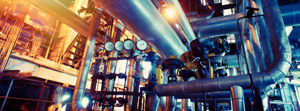 commercial gas lines